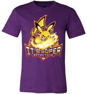 Pika Power-Gaming Shirts-TrulyEpic|Threadiverse