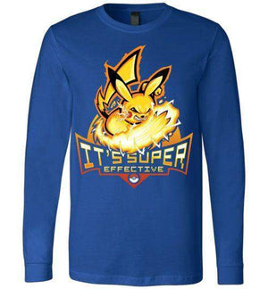 Pika Power-Gaming Long Sleeves-TrulyEpic|Threadiverse