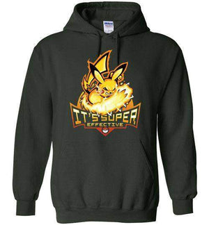 Pika Power-Gaming Hoodies-TrulyEpic|Threadiverse