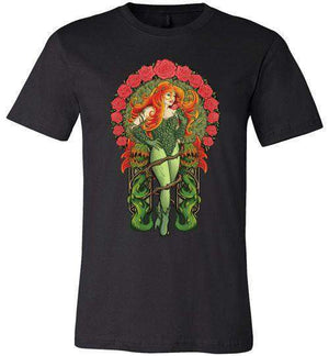 Pretty Poison-Comics Shirts-TrulyEpic|Threadiverse