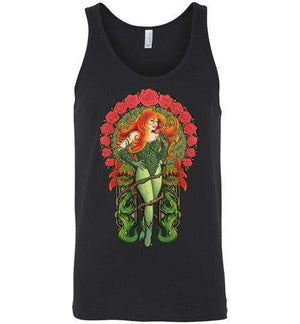 Pretty Poison-Comics Tank Tops-TrulyEpic|Threadiverse