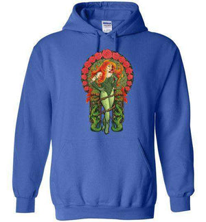 Pretty Poison-Comics Hoodies-TrulyEpic|Threadiverse