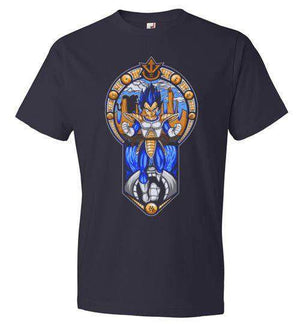 Prince Of All Saiyans-Anime Shirts-CoD (Create Or Destroy) Designs|Threadiverse