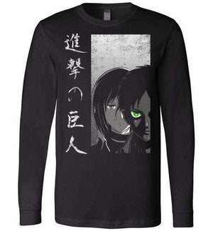 Protect The Wall-Anime Long Sleeves-Ddjvigo|Threadiverse