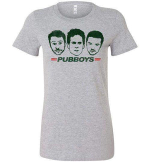 Pub Boys-Pop Culture Women's Shirts-Punksthetic Designs|Threadiverse