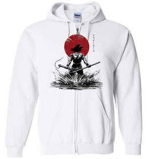 Pure Of Heart Warrior-Anime Hoodies-Ddjvigo|Threadiverse