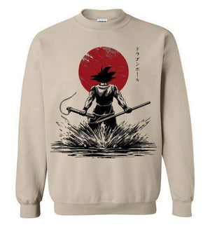 Pure Of Heart Warrior-Anime Sweatshirts-Ddjvigo|Threadiverse
