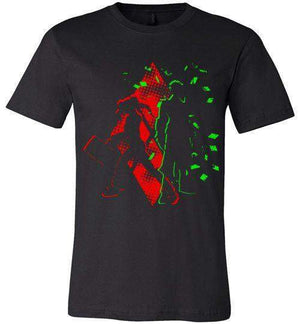 QuinnJoker-Comics Shirts-Wimido|Threadiverse