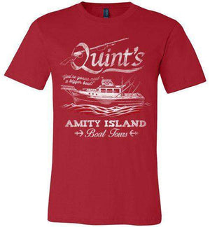 Quins Boat Tours-Pop Culture Shirts-CoD (Create Or Destroy) Designs|Threadiverse