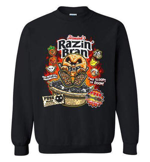 Razin Bran-Gaming Sweatshirts-Punksthetic Designs|Threadiverse