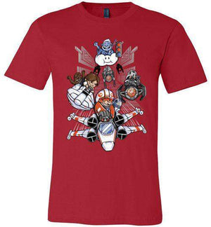 Red Shell Standing By-Pop Culture Shirts-TrulyEpic|Threadiverse