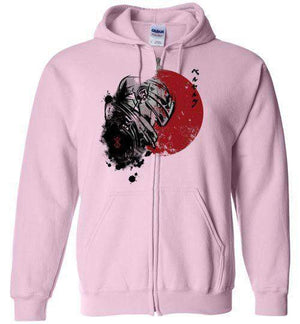 Red Sun Guts-Anime Hoodies-Ddjvigo|Threadiverse