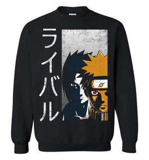 Rivals-Anime Sweatshirts-Ddjvigo|Threadiverse