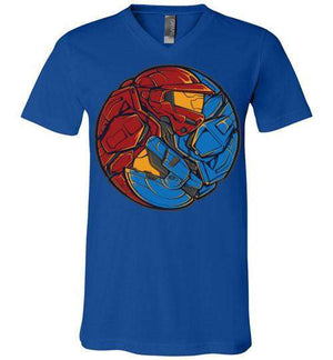 RvB-Gaming V-Necks-TrulyEpic|Threadiverse