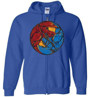 RvB-Gaming Hoodies-TrulyEpic|Threadiverse