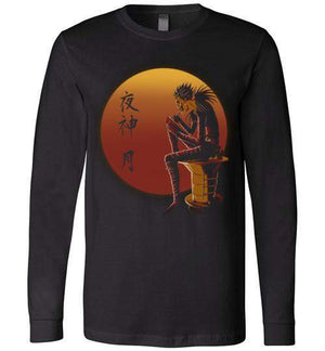 Ryuk Sunset-Anime Long Sleeves-Ddjvigo|Threadiverse