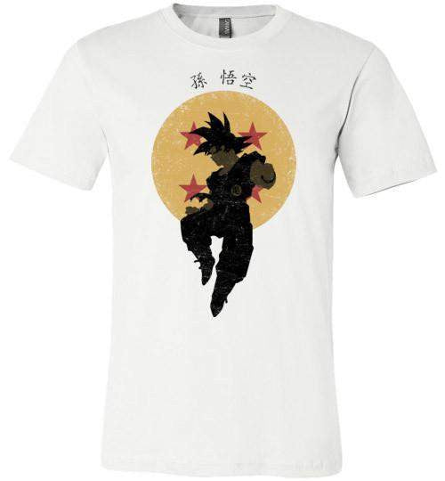 Saiyan Hero-Anime Shirts-Ddjvigo|Threadiverse