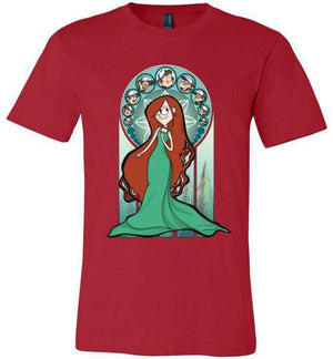 Sanctuary Of Wendy-Animation Shirts-Whimsy Design And Illustration|Threadiverse