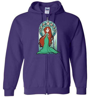 Sanctuary Of Wendy-Animation Hoodies-Whimsy Design And Illustration|Threadiverse