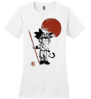 Searching for the Dragon-Anime Women's Perfect Weight Shirts-Ddjvigo|Threadiverse