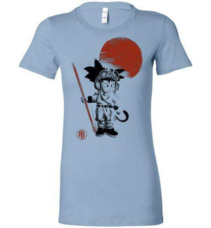 Searching for the Dragon-Anime Women's Shirts-Ddjvigo|Threadiverse