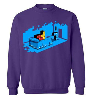 Sextris-Gaming Sweatshirts-DEMONIGOTE|Threadiverse