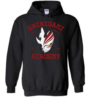 Shinigami Academy-Anime Hoodies-Ddjvigo|Threadiverse
