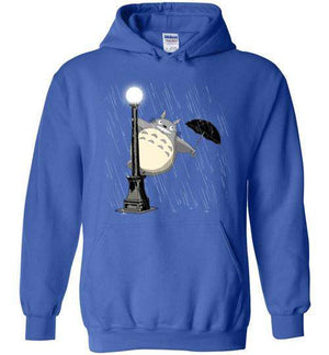 Singing In The Rain-Anime Hoodies-Ddjvigo|Threadiverse