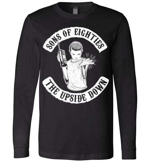 Son Of Eighties-Pop Culture Long Sleeves-Ddjvigo|Threadiverse