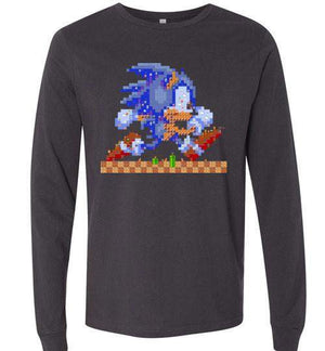 Sonic Maker-Gaming Long Sleeves-CoD (Create Or Destroy) Designs|Threadiverse