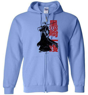 Soul Reaper-Anime Hoodies-Ddjvigo|Threadiverse