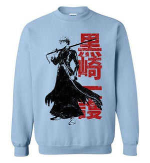 Soul Reaper-Anime Sweatshirts-Ddjvigo|Threadiverse