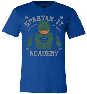 Spartan Academy-Gaming Shirts-Ddjvigo|Threadiverse
