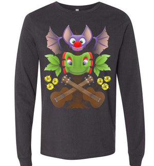 Spiritual Successor-Gaming Long Sleeves-Punksthetic Designs|Threadiverse