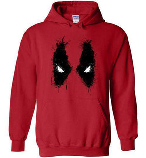 Splatted Merc-Comics Hoodies-Ddjvigo|Threadiverse