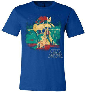 Star Power-Gaming Shirts-Creative Outpouring|Threadiverse