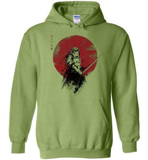 Storm Samurai-Pop Culture Hoodies-Ddjvigo|Threadiverse