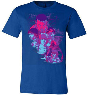 Stranger Things Get Stranger-Pop Culture Shirts-Manoystee|Threadiverse