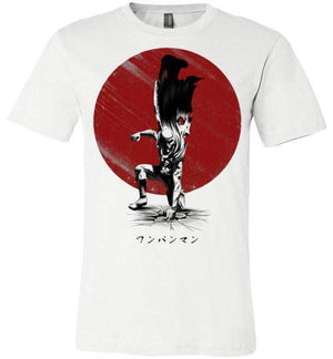 Strongest Hero-Anime Shirts-Ddjvigo|Threadiverse