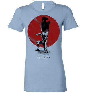 Strongest Hero-Anime Women's Shirts-Ddjvigo|Threadiverse