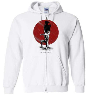 Strongest Hero-Anime Hoodies-Ddjvigo|Threadiverse