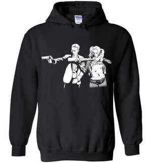 Suicide Fiction-Comics Hoodies-Ddjvigo|Threadiverse