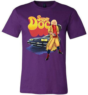 Super Doc-Pop Culture Shirts-Manoystee|Threadiverse