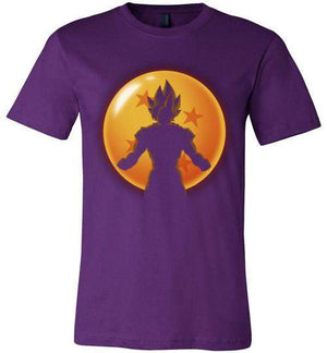 Super Saiyan Hero-Anime Shirts-Ddjvigo|Threadiverse