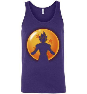 Super Saiyan Hero-Anime Tank Tops-Ddjvigo|Threadiverse