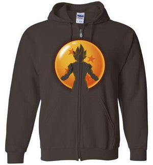 Super Saiyan Hero-Anime Hoodies-Ddjvigo|Threadiverse