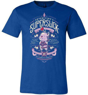 Superslick-Gaming Shirts-Hyperlixir|Threadiverse
