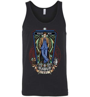 Tenth-Pop Culture Tank Tops-TrulyEpic|Threadiverse