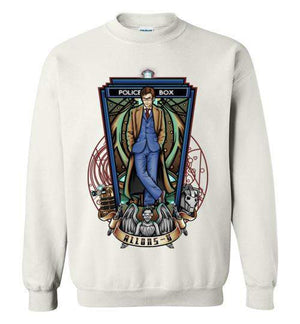 Tenth-Pop Culture Sweatshirts-TrulyEpic|Threadiverse