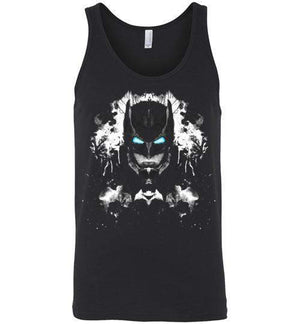 The Dark Knight-Gaming Tank Tops-Barrett Biggers|Threadiverse